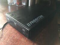 External DVD drive - Freecom