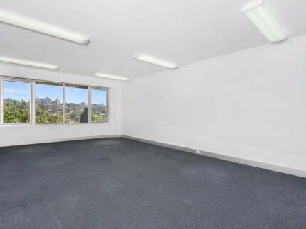 40sqm Refurbished Office with Polished Concrete Floors