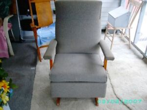 Chaise bercantes