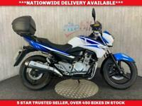 SUZUKI INAZUMA GW 250 ZL4 TOP BOX LUGGAGE 12 MONTH MOT 2015 65