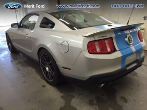 2012 Ford Mustang Shelby GT500  - out of province - one owner -  Regina Regina Area image 7
