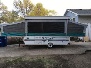 11 ft Jayco tent trailer
