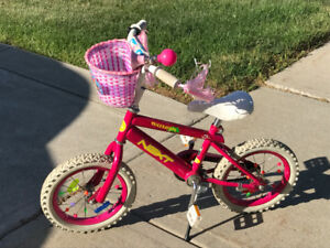 Bike for young girl