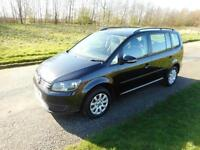 2012 61 Volkswagen Touran S 1.6 TDI, Diesel, Manual. * 7 SEATS *