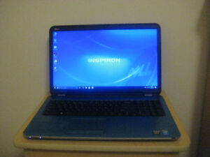 "17.3"" Dell Laptop, Intel Core i7, 240GB SSD, 8GB RAM, DVD Drive"