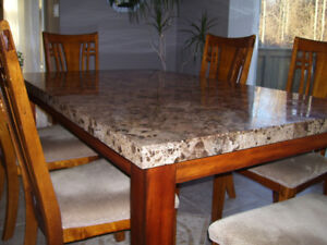 Montibello 7 Piece Dining Room Table And Chairs