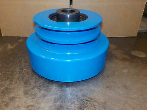 CENTRIFUGAL CLUTCH HEAVY DUTY DOUBLE GROOVE 141 HP RATED