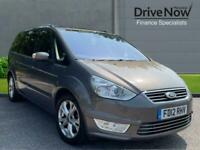 2012 Ford Galaxy 1.6 T EcoBoost Titanium X (s/s) 5dr MPV Petrol Manual