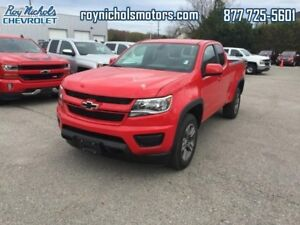 2017 Chevrolet Colorado WT  -  Towing Package - $197.28 B/W