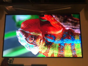 Samsung 50 in UHD 4K Smart TV - $650
