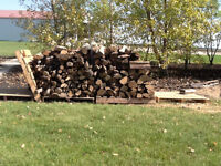 Cord of firewood
