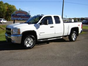 ***SOLD***2010 CHEVROLET SILVERADO***2500HD***4X4***6.0L***