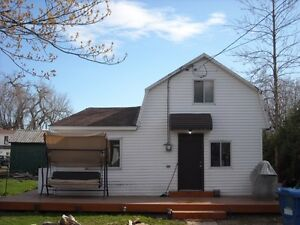 Small house for rent 3-1/2