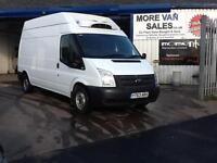 2013 1 owner Ford Transit 2.2TDCi ( 125PS ) lwb fridge van export??