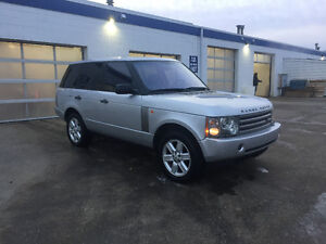 2003 Land Rover Range Rover HSE SUV, Crossover