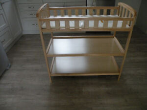 Baby change table - excellent condition!