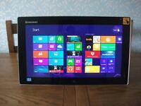 "Lenovo Flex 19.5"" Touchscreen Laptop/Tablet/Desktop."