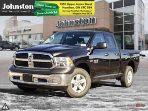 2018 Ram 1500 ST  -  Uconnect - $107.27 /Wk