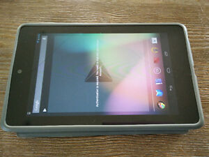 Google Nexus 7 inch tablet (2012 version)