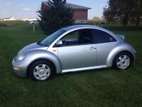 New beetle 1999 impecable