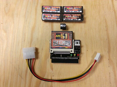 Area 51 Maximum Force New Compact Flash Upgrade Kit  Double Pcb   Warranty