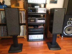 Beautiful Sounding Pair of British Celestion Ditton 15 Speakers
