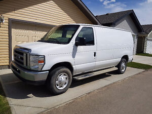 2009 Ford E-250 Cargo Van Other