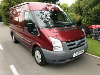 2011 61 FORD TRANSIT LIMITED 2.2TDCI 115PS MWB 1 OWNER FROM NEW