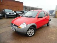 FORD KA 1.3 PETROL LOW MILAGE 3 DOOR HATCHBACK