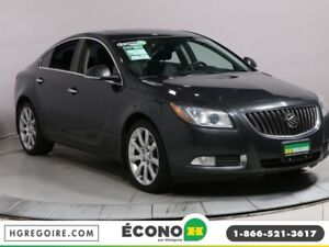 2012 Buick Regal Turbo w/1SR AUTO MAGS A/C GR ELECT BLUETOOTH ON