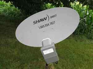 Wanted direct satellite dish and LNB