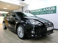 Ford Focus 1.6 TDCI ZETEC 115PS [DAB RADIO and 20 ROAD TAX]