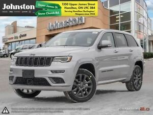 2018 Jeep Grand Cherokee Overland 4x4  - Leather Seats - $179.86
