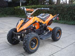Gio 500W Electric Quad/ATV now for only $545 on  Sale!!! Edmonton Edmonton Area image 14