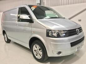 VW VOLKSWAGEN TRANSPORTER T5 HIGHLINE 2.0TDI 140PS SWB T32 140 BHP TAILGATE A/C