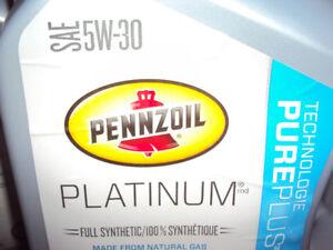 huile moteur pennzoil