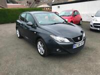 Seat Ibiza 1.4 16v. Cheap To Run, Excellent Finance Deals Available