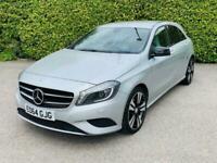 2014 Mercedes-Benz A-CLASS 2.1 A200 CDI SPORT 5d 136 BHP Hatchback Diesel Semi A