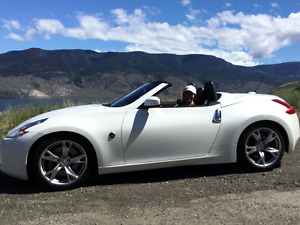 2010 Nissan 370Z Roadster Convertible