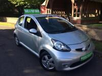 Toyota AYGO 1.0 VVT-i Sport , £30 a year road tax