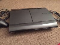 PlayStation 3 + 18 Games, 1 Control Pad
