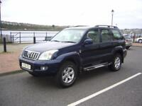 Toyota Land Cruiser 3.0 D-4D LC3 8 seater