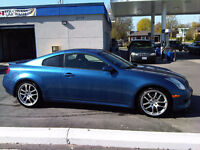 2007 Infiniti G35 Coupe M6 Manual (2 door) - Certified & Etested