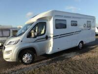 Bavaria T740 Class 4 berth island bed coachbuilt motorhome for sale Ref 13071