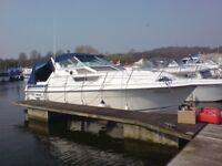 River Boat International Cruiser V-Express. BOAT SOLD DEPOSIT TAKEN