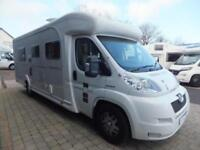 Autocruise Augusta four berth motorhome single beds