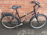 Diamond back ladies 18 speed mountain bike £65