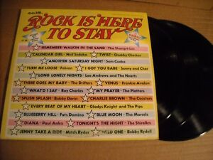Rock Is Here To Stay a 3 LP Record Set