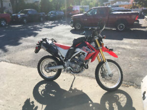 moto crf 250 Honda