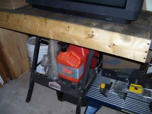 Portable Work Bench! Good Condition Asking Only $15.00!